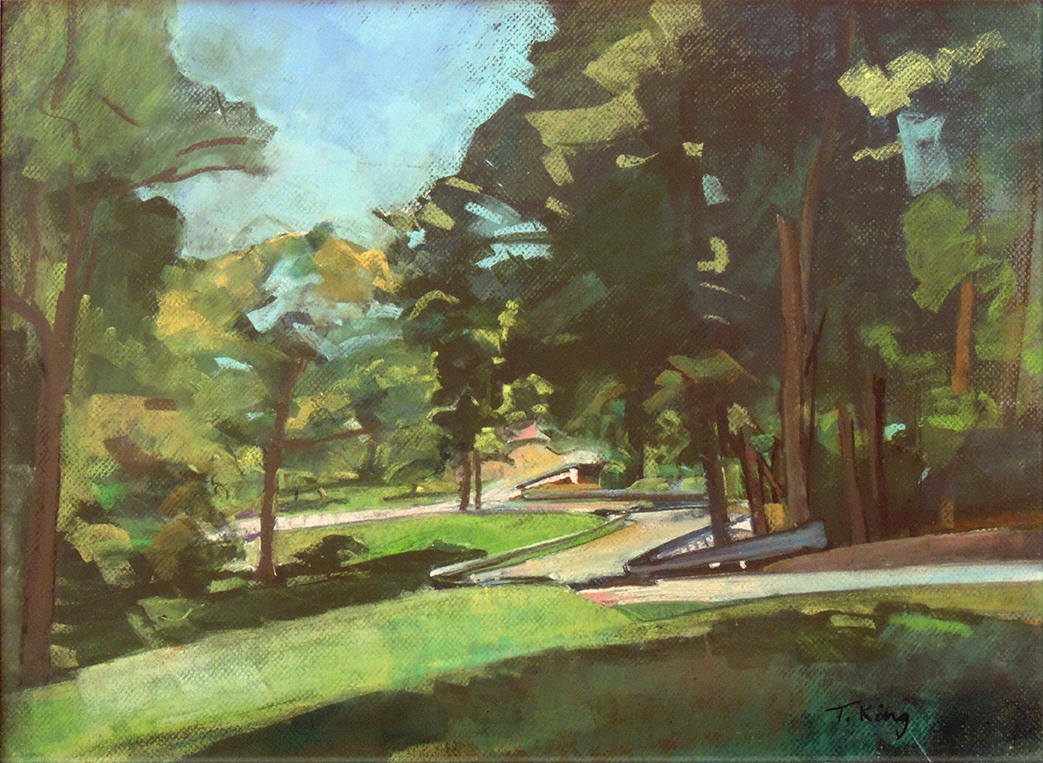 """Timothy King 