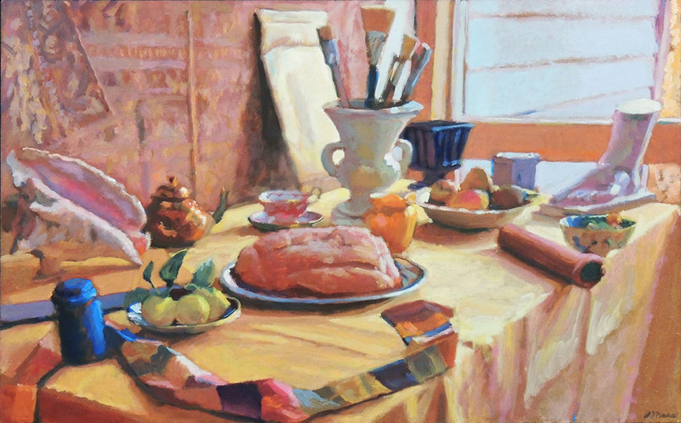 """William D. Barnes 