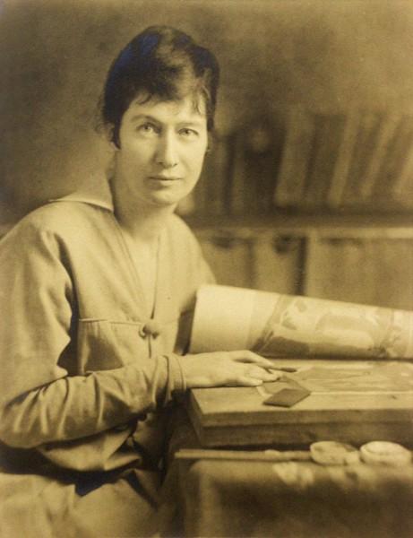 Edna Boies Hopkins